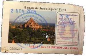 Bagan Fees