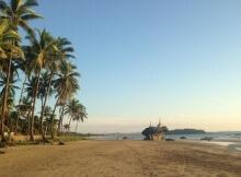 NNgweSaung Beach Myanmar